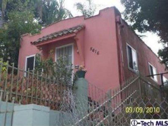 5616 Tehama St, Los Angeles, CA 90042