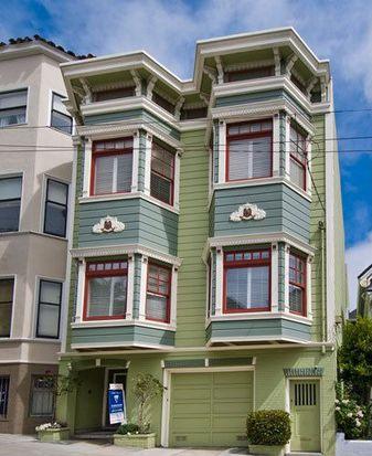2046 Baker St, San Francisco, CA 94115