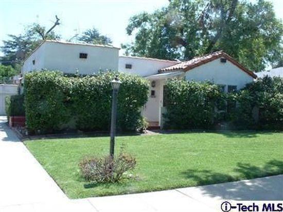 2382 E Dudley St, Pasadena, CA 91104