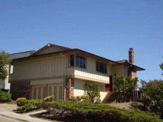 1641 Monterey Dr, San Bruno, CA 94066