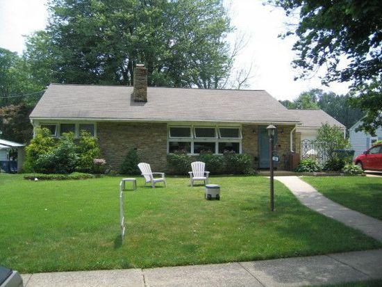 124 Villanova Dr, Lawrenceville, NJ 08648