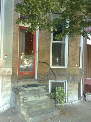 504 W 33rd St, Baltimore, MD 21211