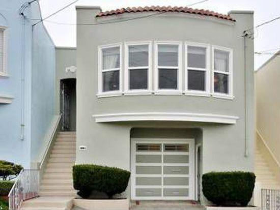 670 40th Ave, San Francisco, CA 94121