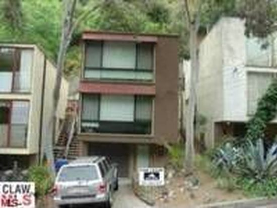 8816 Wonderland Ave, Los Angeles, CA 90046