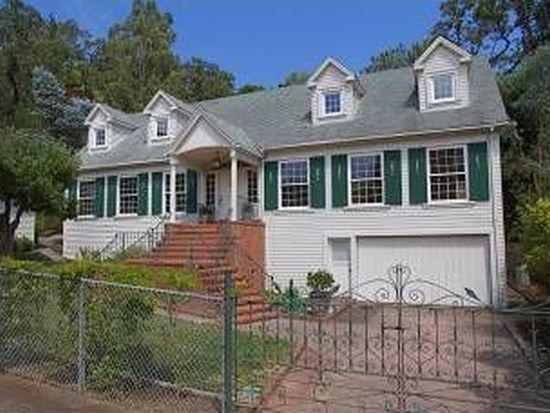 135 Meernaa Ave, Fairfax, CA 94930