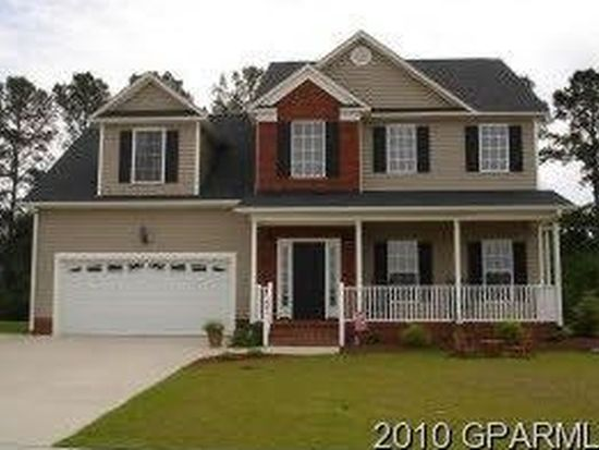 821 Mill Creek Dr, Greenville, NC 27834