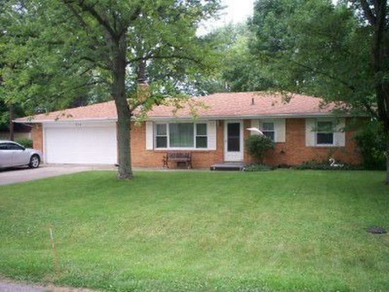 914 Valley Dr, Anderson, IN 46011