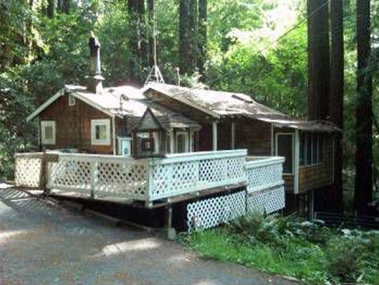 4566 Fern Dr, Scotts Valley, CA 95066