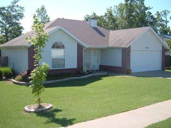 1674 N Salem Rd, Fayetteville, AR 72704