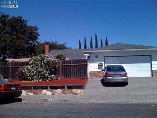 2290 Cormorant Dr, Fairfield, CA 94533