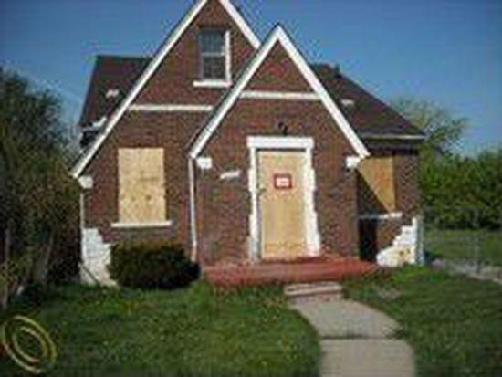 5295 Marlborough St, Detroit, MI 48224
