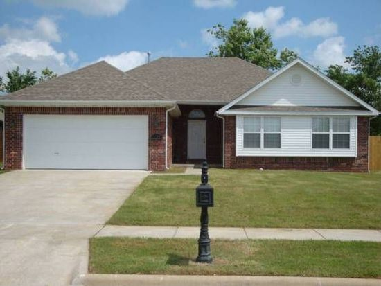 3584 W Grouse Rd, Fayetteville, AR 72704
