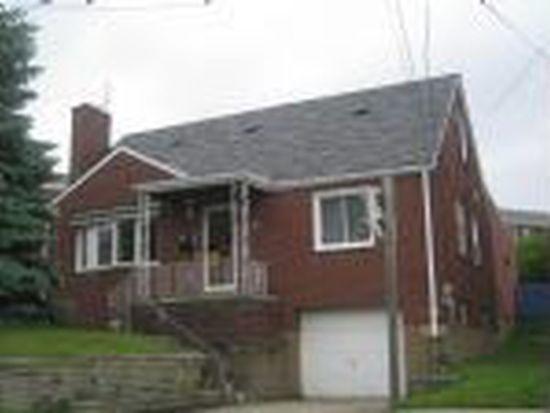 635 Loretta St, Pittsburgh, PA 15217