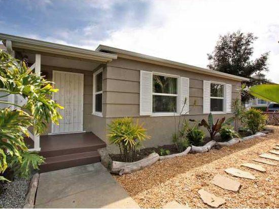 4924 Foothill Blvd, San Diego, CA 92109