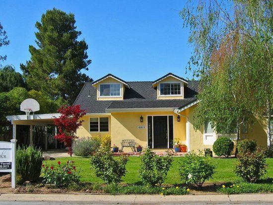 18803 Mcfarland Ave, Saratoga, CA 95070