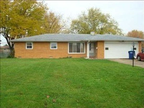 4117 Columbus Ave, Anderson, IN 46013