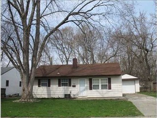 4008 Evelyn St, Indianapolis, IN 46222