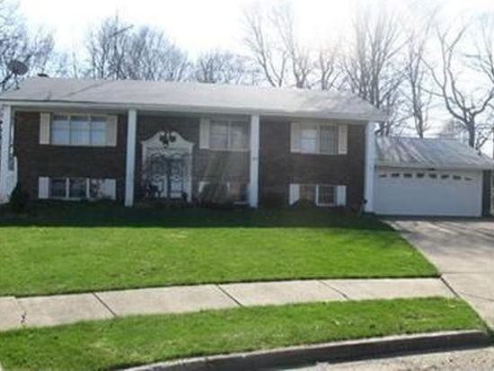 3135 Louise Rita Ct, Youngstown, OH 44511