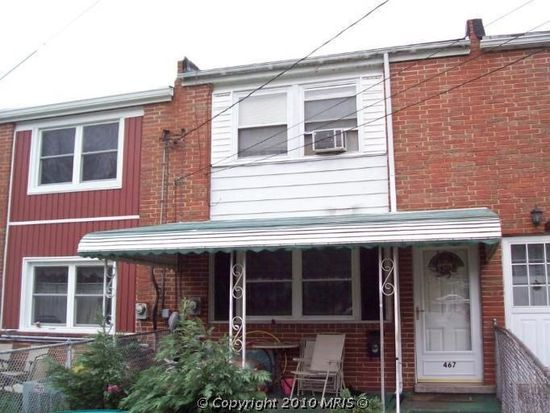 467 Caledonia Ave, Baltimore, MD 21227