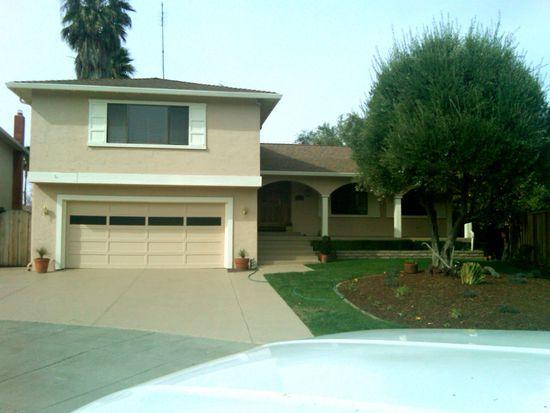 5553 Copeland Pl, San Jose, CA 95124
