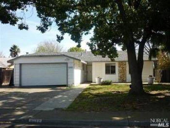1232 Danfield Way, Vacaville, CA 95687
