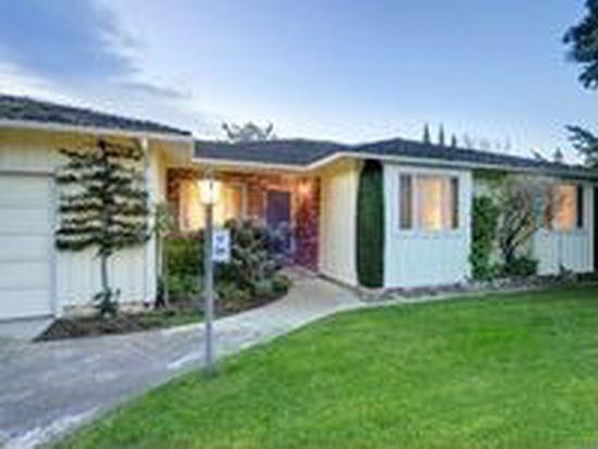 414 Panchita Way, Los Altos, CA 94022