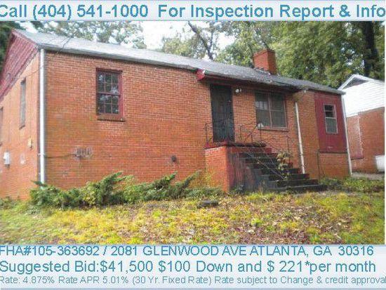 2081 Glenwood Ave SE, Atlanta, GA 30316