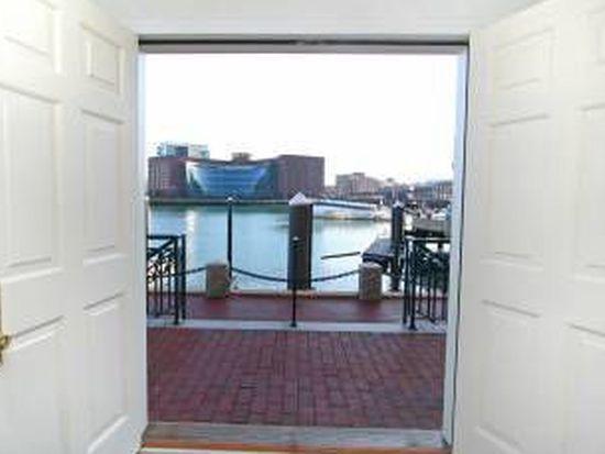 20 Rowes Wharf UNIT TH8, Boston, MA 02110