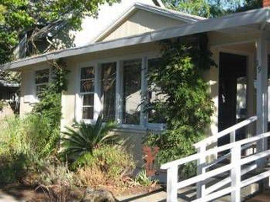 19 Muriel Pl, Fairfax, CA 94930