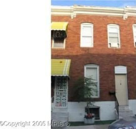 714 S Glover St, Baltimore, MD 21224