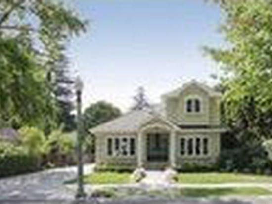 1234 Pitman Ave, Palo Alto, CA 94301