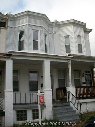1606 N Rosedale St, Baltimore, MD 21216