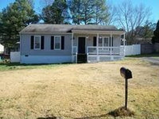 7401 Hilmar Dr, North Chesterfield, VA 23234
