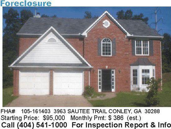 3963 Sautee Trl, Conley, GA 30288