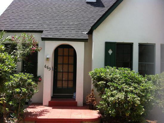 663 S Lake Ave, Pasadena, CA 91106