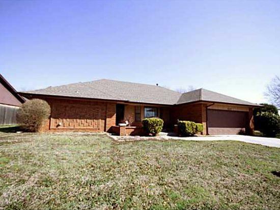 7417 NW 103rd St, Oklahoma City, OK 73162