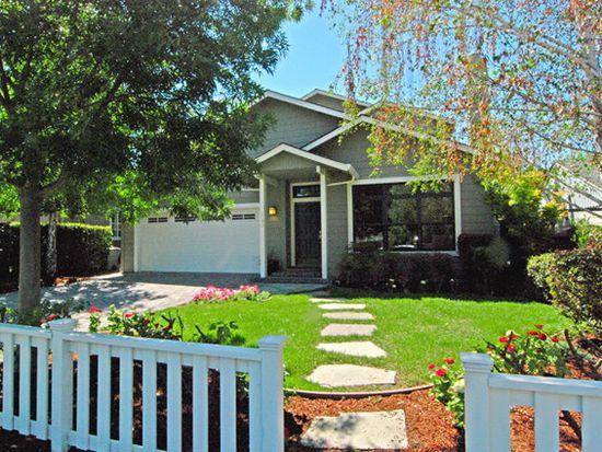 2140 Monterey Ave, Menlo Park, CA 94025