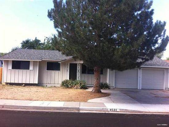 4531 Alder Dr, Reno, NV 89502