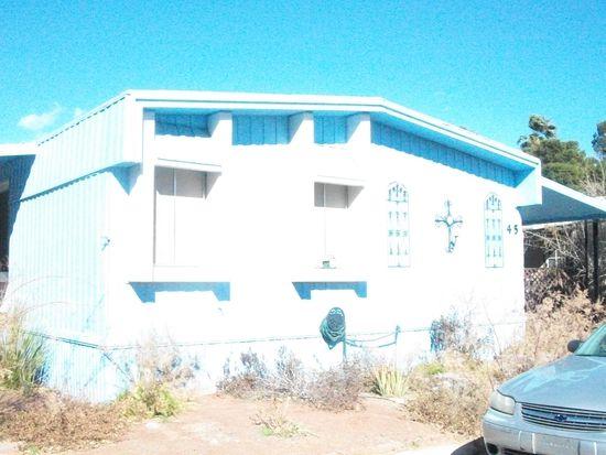3901 Stewart Ave SPC 45, Las Vegas, NV 89110