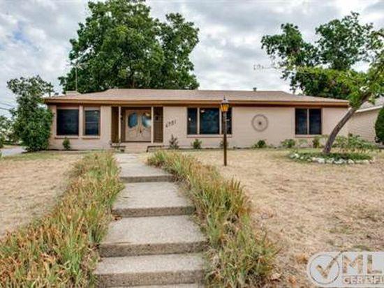6701 Park Place Dr, Richland Hills, TX 76118