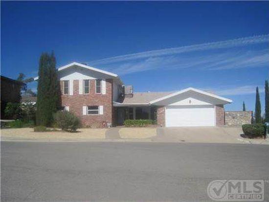 3309 Poquita Ct, El Paso, TX 79904