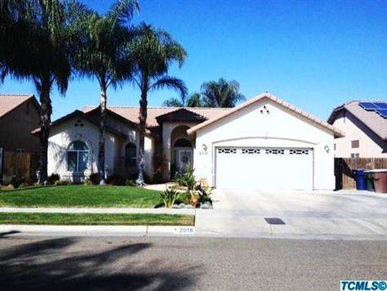 2018 E Bridger Ct, Tulare, CA 93274