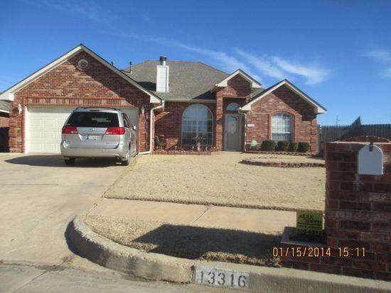 13316 S Robinson Ave, Oklahoma City, OK 73170