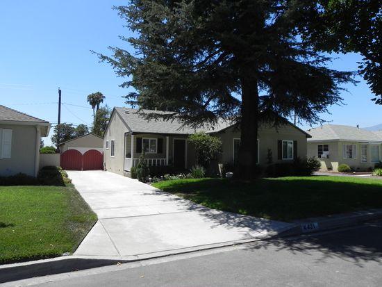 4421 N Glenfinnan Ave, Covina, CA 91723