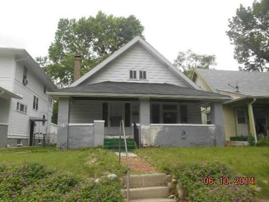 4014 Rookwood Ave, Indianapolis, IN 46208