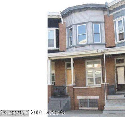 1719 Poplar Grove St, Baltimore, MD 21216