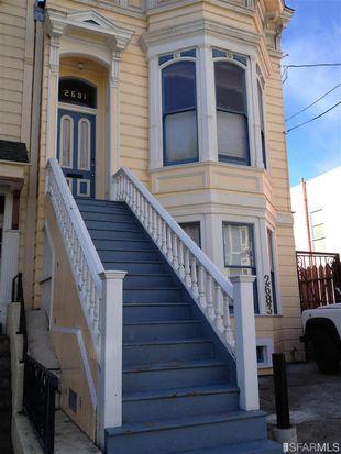 2681 Sutter St, San Francisco, CA 94115