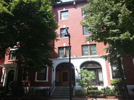 87 Gainsborough St APT 6, Boston, MA 02115