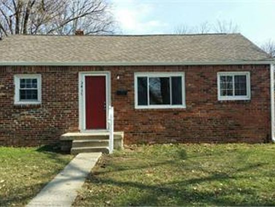 3417 N Drexel Ave, Indianapolis, IN 46218