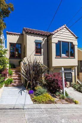 544 Wawona St, San Francisco, CA 94116